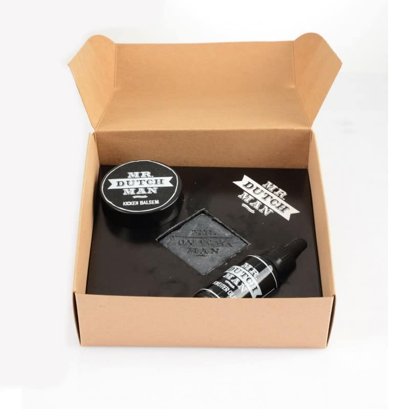 coffret barbe black box mr dutchman
